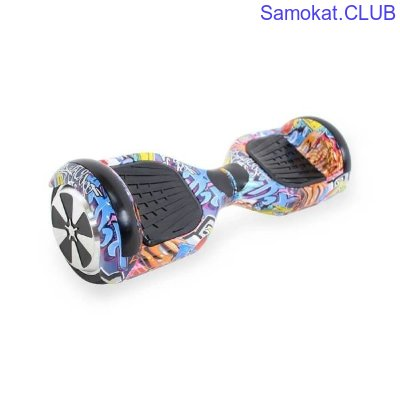 Гироборд Hoverbot A-3 LED Light cartoon multicolor