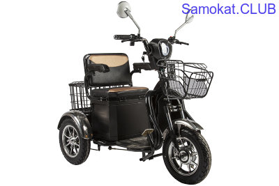 Электроскутер Трицикл RuTrike Green City S1 V2 500W