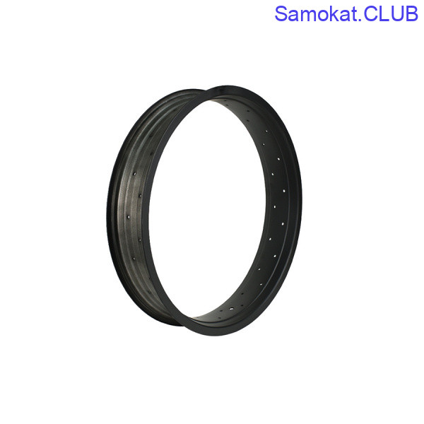 Обод 20' MX-80S 36H, 80MM (Fatbike) черный