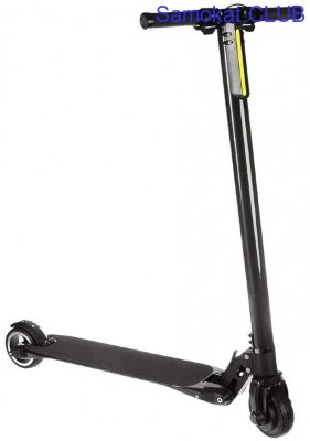 Электросамокат Smart Scooter black
