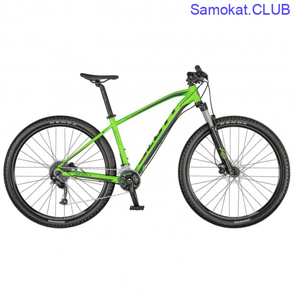 Велосипед Scott Aspect 950 smith green