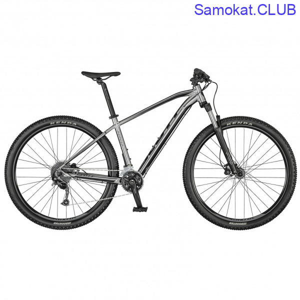 Велосипед Scott Aspect 750 slate grey