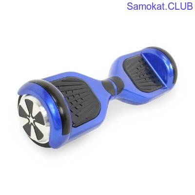 Гироборд Hoverbot A-3 LED Light blue