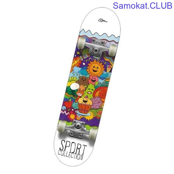 Скейтборд SC MUFFIN JR  Mini-board