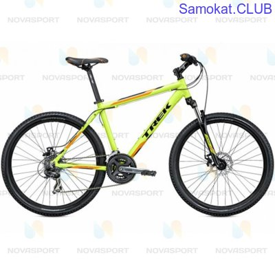 Горный велосипед Trek (2015) 3500 Disc Volt Green